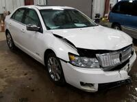 PARTING OUT A 2008 LINCOLN MKZ #1798 Warren
