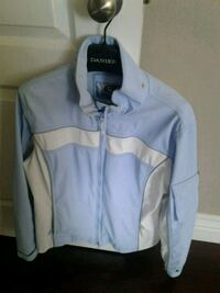 Large blue & white jacket Kitchener, N2K 4J7