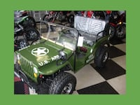 COOLSTER WILLYS JEEP GO CART Saratoga Springs