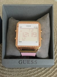 New GUESS watch in perfect condition Laval, H7T 1Z3