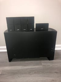 Bose acoustimass iv home entertainment system Rockville, 20852