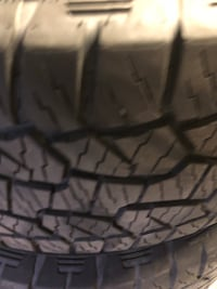 F150 tire and rim New Westminster, V3M 5L4