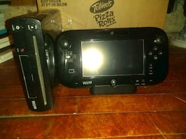 WII U System with 14 games