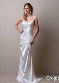 New with tags Size 12 Bridal Gown