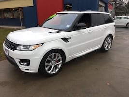 ***LIKE NEW*** 2016 Range Rover Sport Autobiography 4WD V8 Supercharged