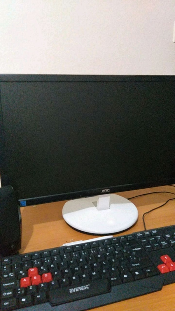 21'5 inç AOC LED Monitor 0