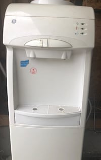 white and gray Arcelik water heater Calgary