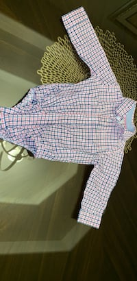 carter's long-sleeve button up, size 9 months McAllen, 78501