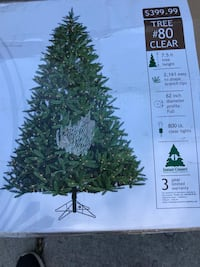 Brand new Christmas Tree  West Valley City, 84120