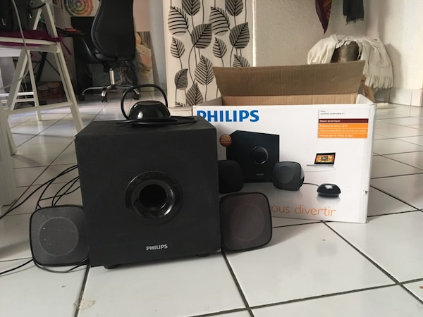 Enceinte Phillips 20watts