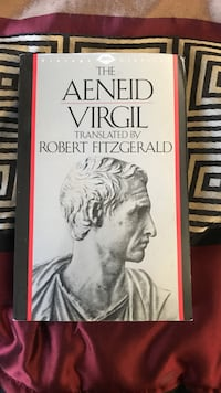 The Aenied Virgil book