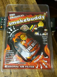 Smoke Buddy   (Flea Market)
