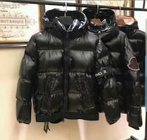 Mens moncler 2019 size large. XL.