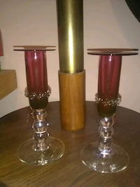 Candle stick holders 12 km