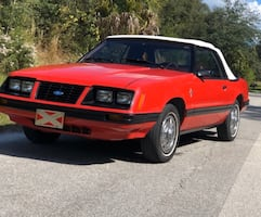Ford - Mustang - 1983