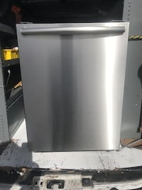 Stainless Steel Bosch Dishwasher stainless inside