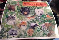 "Nature and Children Forest animals series poster 16"" Kelowna, V1Z 1R3"