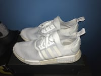 Pair of white adidas nmd shoes Lawrenceville, 30045