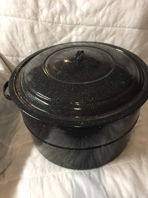 Canning Kettle/Crab Steamer