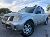 Nissan - Frontier - 2008 Houston