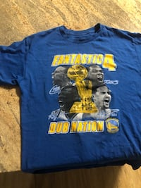 Golden State Warriors Size L Silver Spring, 20910