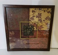 Framed wall decoration #4 Hagerstown, 21742
