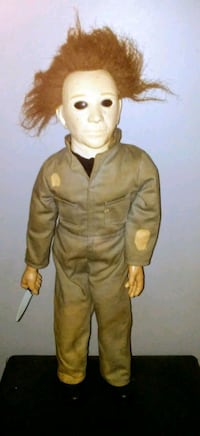 Mike Myers Halloween doll Millville, 08332