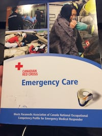 NEW Emergency Medical Response Textbook Calgary, T3C 0P1