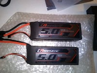 Rc batteries lipo Kitchener, N2K 3V9