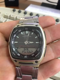 CASIO AW-81 Analog-Digital