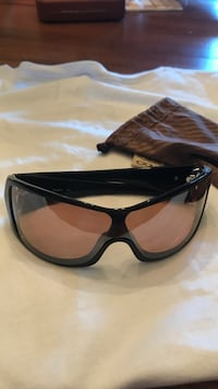 black framed sunglasses with case Seal Beach, 90740
