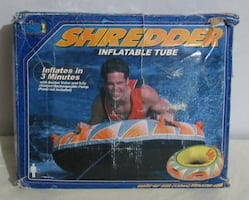 Shredder Inflatable Tube