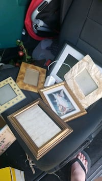 assorted color photo frame lot Moorhead, 56560
