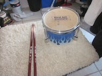 First Act Discovery Single Drum w/ Vic Firth Drumsticks Winnipeg