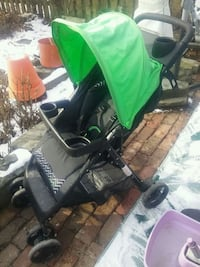 Evenflo stroller w ith car seat Mississauga, L5B 2G2