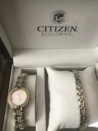 Laddies citizen watch with link bracelet Youngstown, 44511