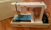 Vintage Montgomery Ward Sewing Machine with Cover Lorton, 22079