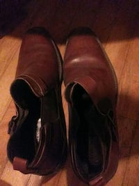 Kenneth Cole size 13w dress shoes