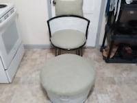 white and black wooden chair 1230 mi