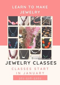 Jewelry making lessons Germantown