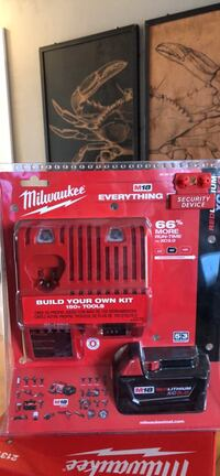 Milwaukee battery charger