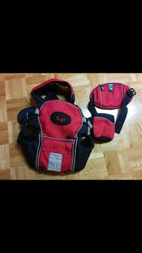 baby's red and black car seat carrier screenshot Toronto, M1B 1H9