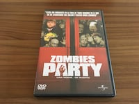 DVD Zombies Party