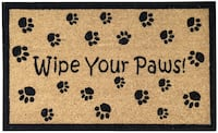 SUPERSCRAPER MAT - WIPE YOUR PAWS - NEW Ashburn, 20147