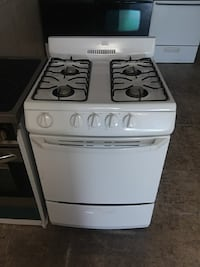 Hot point Gas stove 24 inches wide  San Antonio, 78228