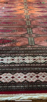 2 Carpets Both 5 Feet 8 Inches Width By 7 Feet 8 Inches Length! Vaughan, L4H 0X4
