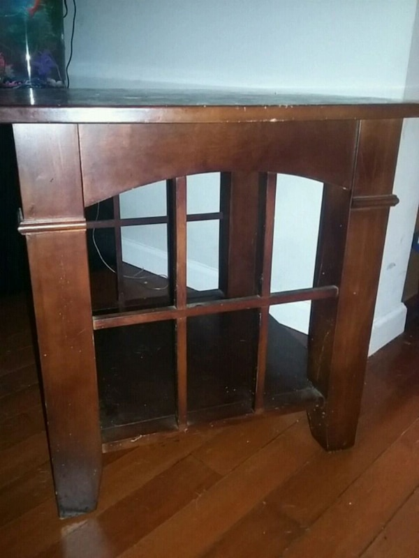 Large end table or night stand..
