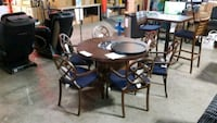 Cabana Coast fire pit table and chairs Mississauga, L4X 1R1