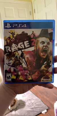 Rage 2 (PS4) Washington, 20016