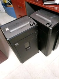 (2) Commercial office shredders West Columbia, 29169